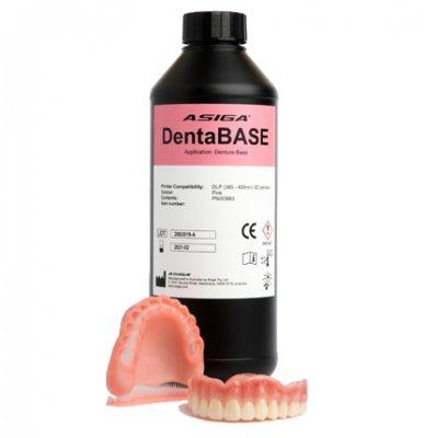 ASIGA® DentaBASE, 1000 g