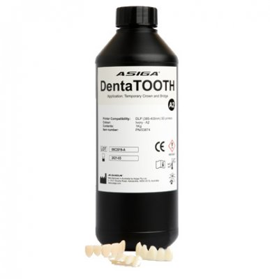 ASIGA® DentaTOOTH