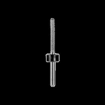 Diamantschleifstift, Schaft Ø 3 mm (LiSi, Glas-, Hybridkeramik, Composite) Ø 2,5 mm, FS 18