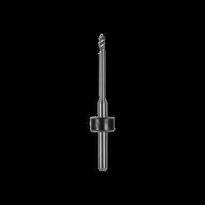 Kugelfräser, Schaft Ø 3 mm (PMMA, Thermoplast, PEEK, PEKK, Wachs, andere Kunststoffe) Ø 2,0 mm, FS 20, 1 Schneide