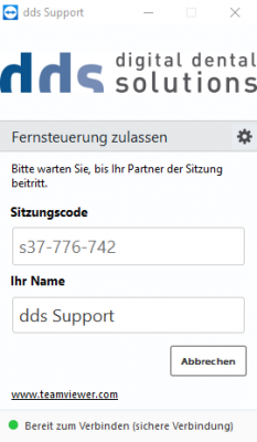 Support über teamviewer (120 Minuten)