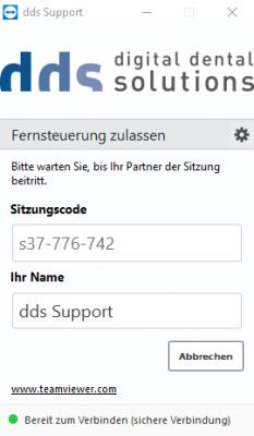 Support über teamviewer (60 Minuten)
