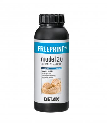 DETAX Freeprint® model 2.0, 1000 g