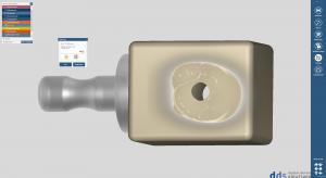dds dentalCAD nesting module